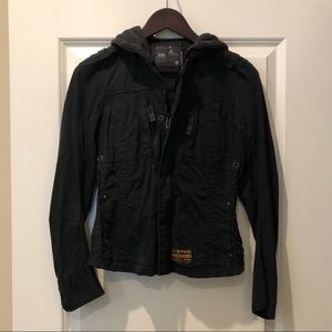 G-Star Jacket with Hood